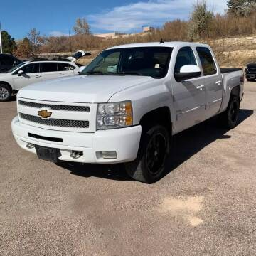 2011 Chevrolet Silverado 1500 for sale at Crossroads Auto Sales LLC in Rossville GA
