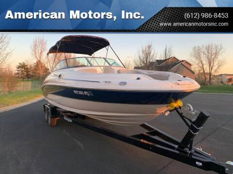 2004 Sea Ray 240 Sundeck for sale at American Motors, Inc. in Farmington MN