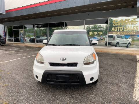2011 Kia Soul for sale at Carz Unlimited in Richmond VA