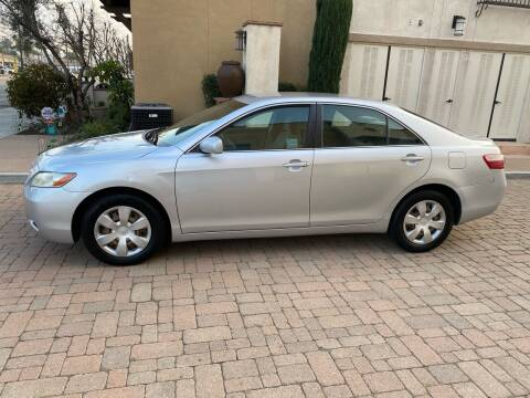 2007 Toyota Camry for sale at California Motor Cars in Covina CA