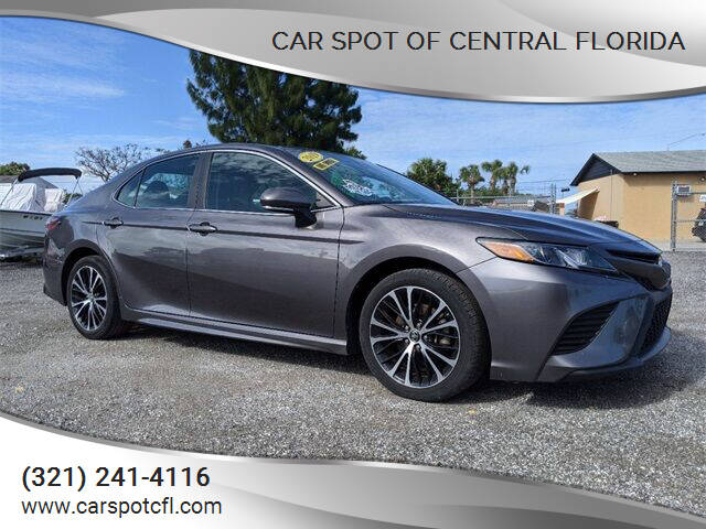 2019 Toyota Camry for sale at Car Spot Of Central Florida in Melbourne FL