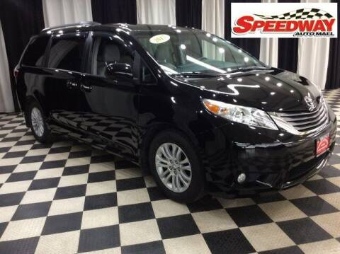 2017 Toyota Sienna for sale at SPEEDWAY AUTO MALL INC in Machesney Park IL