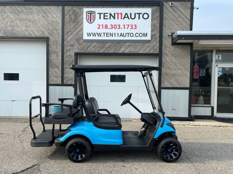 2016 Yamaha G29 - ELECTRIC for sale at Ten 11 Auto LLC in Dilworth MN