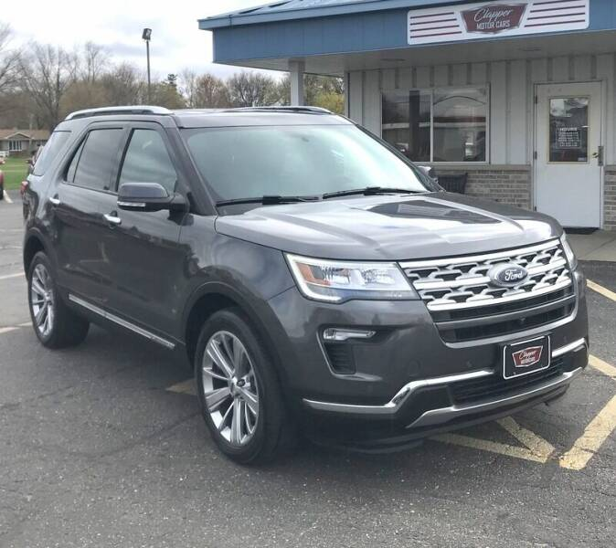 2018 Ford Explorer for sale at Clapper MotorCars in Janesville WI