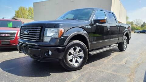 2012 Ford F-150 for sale at Sedo Automotive in Davison MI