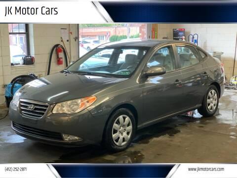2008 Hyundai Elantra for sale at JK Motor Cars in Pittsburgh PA