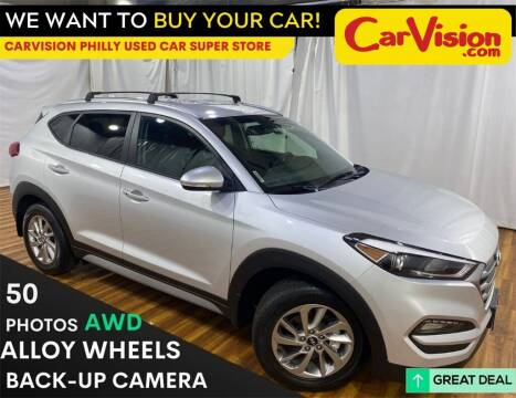 2017 Hyundai Tucson for sale at Car Vision Mitsubishi Norristown - Car Vision Philly Used Car SuperStore in Philadelphia PA