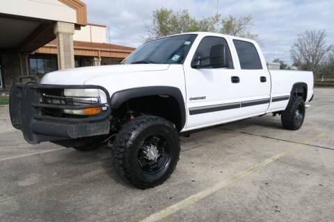 2002 Chevrolet Silverado 2500HD for sale at Louisiana Truck Source, LLC in Houma LA