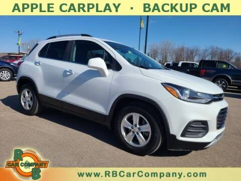 2017 Chevrolet Trax for sale at R & B Car Company in South Bend IN