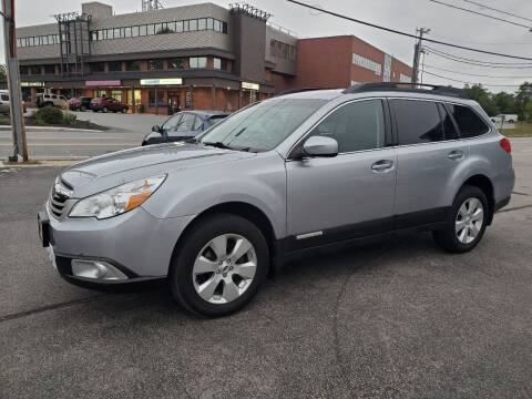 2012 Subaru Outback for sale at CHIP'S SERVICE CENTER in Portland ME