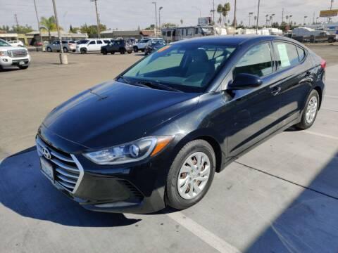 2017 Hyundai Elantra for sale at California Motors in Lodi CA