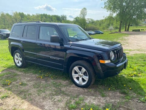 2011 Jeep Patriot for sale at Dave's Auto & Truck in Campbellsport WI