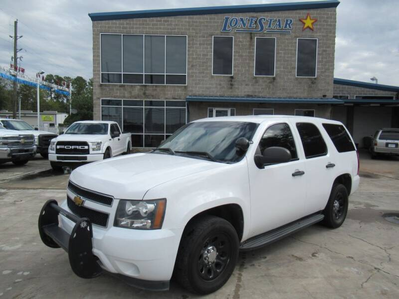 2014 Chevrolet Tahoe for sale at Lone Star Auto Center in Spring TX