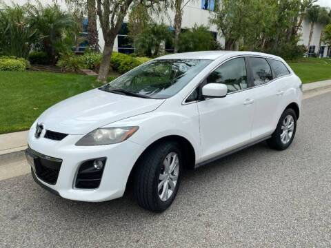 2010 Mazda CX-7 for sale at Donada  Group Inc in Arleta CA
