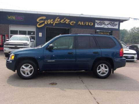 2005 GMC Envoy for sale at Empire Auto Sales in Sioux Falls SD