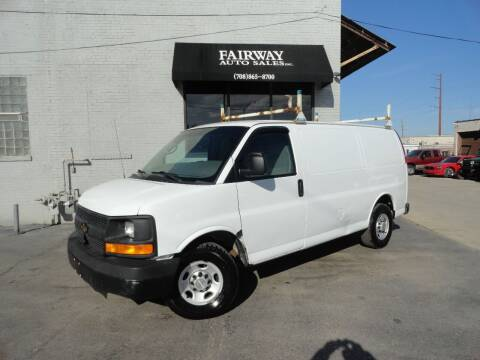 2011 Chevrolet Express Cargo for sale at FAIRWAY AUTO SALES, INC. in Melrose Park IL