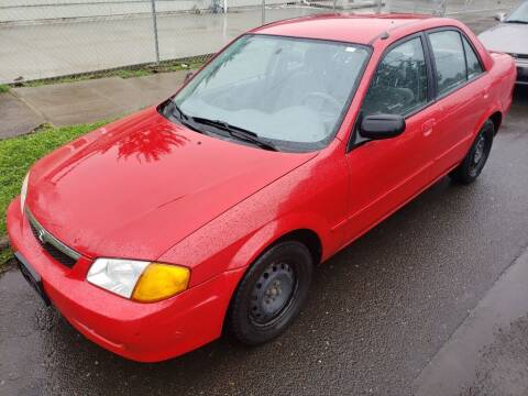 1999 Mazda Protege for sale at KC Cars Inc. in Portland OR