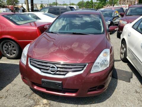 2010 Nissan Altima for sale at Jimmys Auto INC in Washington DC