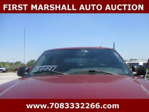 2006 Chevrolet Avalanche for sale at First Marshall Auto Auction in Harvey IL