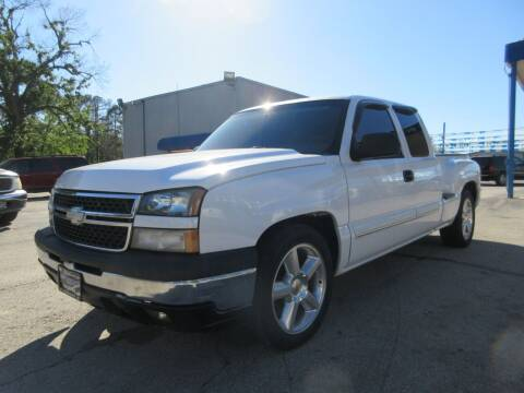 2004 Chevrolet Silverado 1500 for sale at Quality Investments in Tyler TX