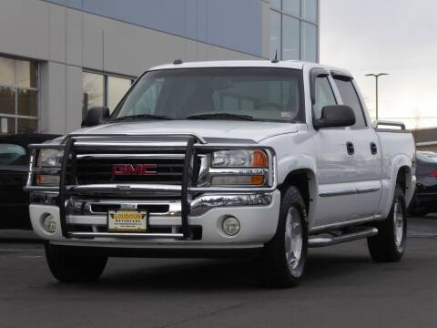 2005 GMC Sierra 1500 for sale at Loudoun Used Cars - LOUDOUN MOTOR CARS in Chantilly VA