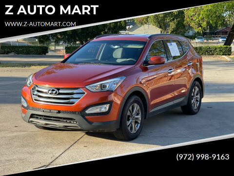 2016 Hyundai Santa Fe Sport for sale at Z AUTO MART in Lewisville TX