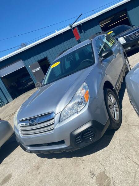 2013 Subaru Outback for sale at Car Barn of Springfield in Springfield MO