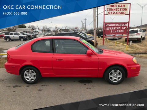 2005 Hyundai Accent for sale at OKC CAR CONNECTION in Oklahoma City OK