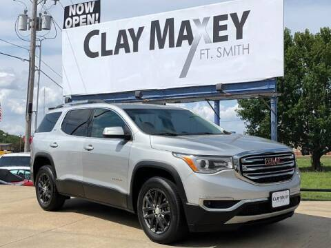 2019 GMC Acadia for sale at Clay Maxey Fort Smith in Fort Smith AR