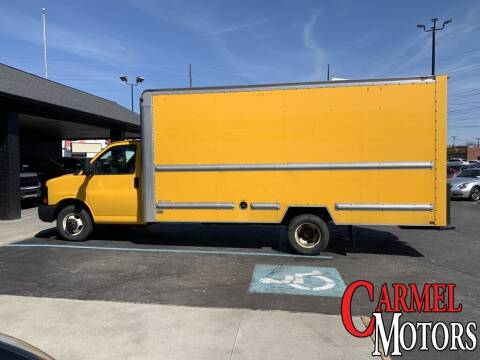 2012 GMC Savana Cutaway for sale at Carmel Motors in Indianapolis IN