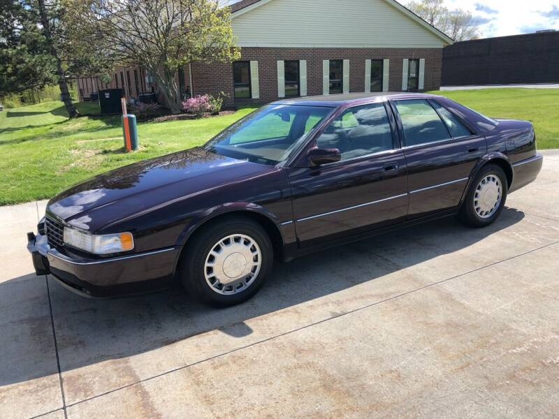 1994 Cadillac Seville for sale at Renaissance Auto Network in Warrensville Heights OH