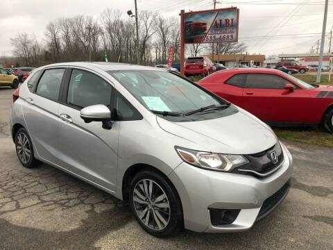 2015 Honda Fit for sale at Albi Auto Sales LLC in Louisville KY