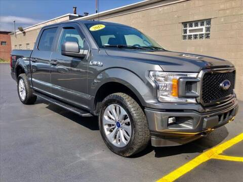 2018 Ford F-150 for sale at Richardson Sales & Service in Highland IN