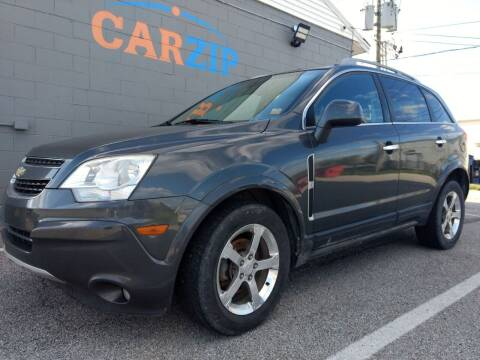 2013 Chevrolet Captiva Sport for sale at CarZip in Indianapolis IN