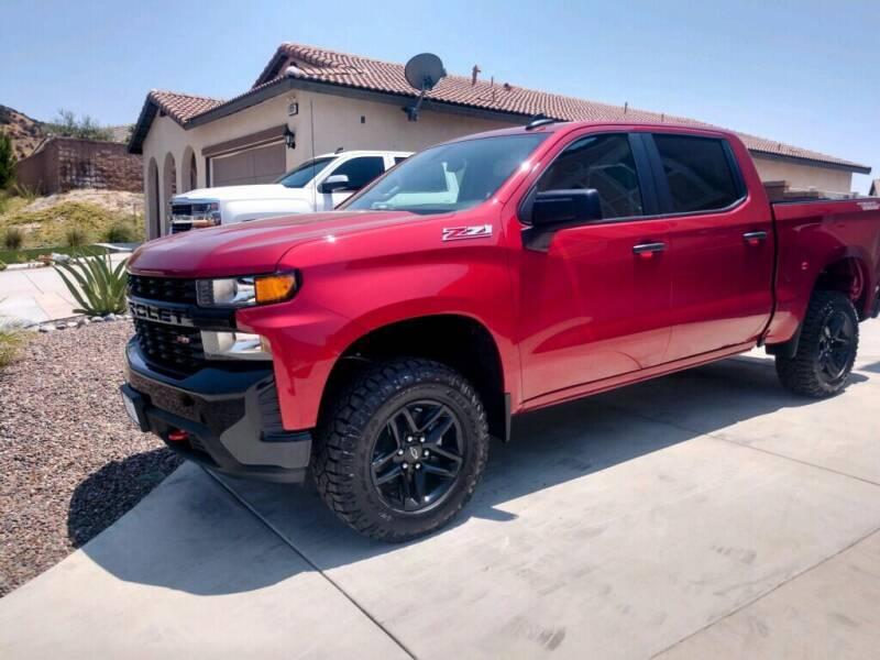 2021 Chevrolet Silverado 1500 for sale at California Motor Cars in Covina CA