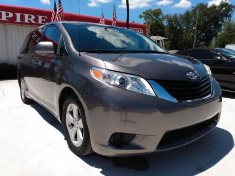 2011 Toyota Sienna for sale at Empire Automotive Group Inc. in Orlando FL