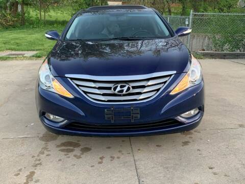 2011 Hyundai Sonata for sale at Nice Cars in Pleasant Hill MO