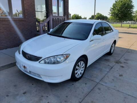 2005 Toyota Camry for sale at CARS4LESS AUTO SALES in Lincoln NE