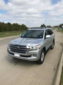2016 Toyota Land Cruiser for sale at Classic Car Deals in Cadillac MI