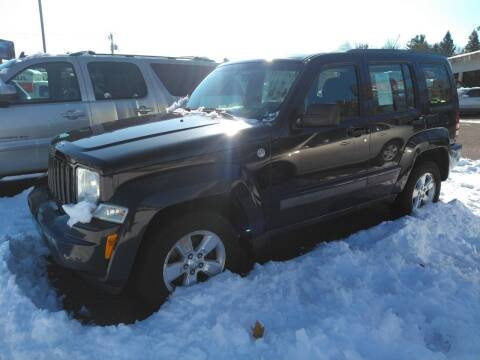 2011 Jeep Liberty for sale at Pepp Motors in Marquette MI