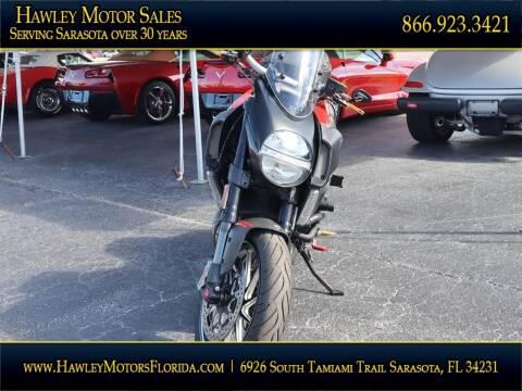 2012 Ducati DIAVEL for sale at Hawley Motor Sales in Sarasota FL