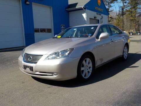 2007 Lexus ES 350 for sale at RTE 123 Village Auto Sales Inc. in Attleboro MA