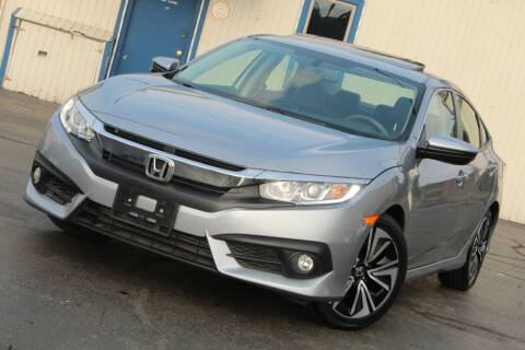 2018 Honda Civic for sale at Dynamics Auto Sale in Highland IN