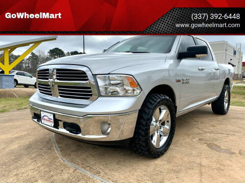 2016 RAM Ram Pickup 1500 for sale at GOWHEELMART in Available In LA