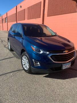 2019 Chevrolet Equinox for sale at Malecha's Auto Sales in Faribault MN