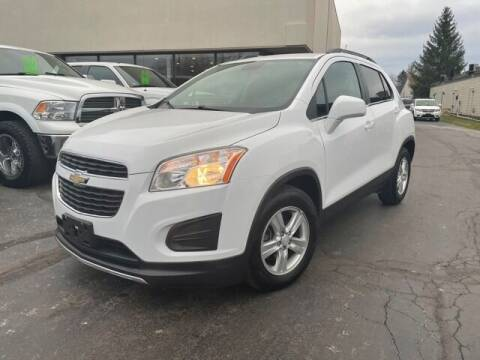 2015 Chevrolet Trax for sale at Sedo Automotive in Davison MI