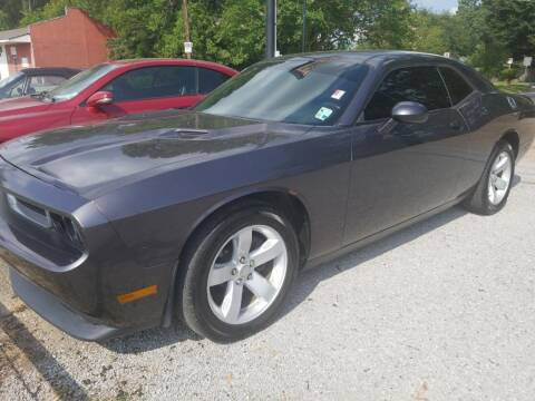 2013 Dodge Challenger for sale at Advanced Imports in Lafayette LA