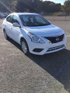 2016 Nissan Versa for sale at Certified Motors LLC in Mableton GA