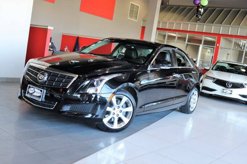 2014 Cadillac ATS for sale at Quality Auto Center in Springfield NJ