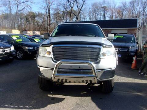 2007 Ford F-150 for sale at Balic Autos Inc in Lanham MD